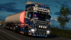 [World of Trucks] Euro Truck Simulator 2 Metallic Paint Jobs DLC - grátis (ativa na Steam)