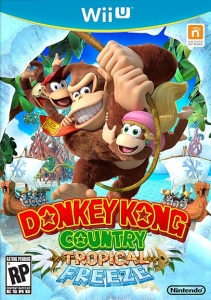 Donkey Kong Country: Tropical Freeze - Wii U por R$80
