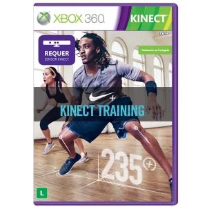 Jogo Nike + Kinect Training - Xbox 360 - R$90