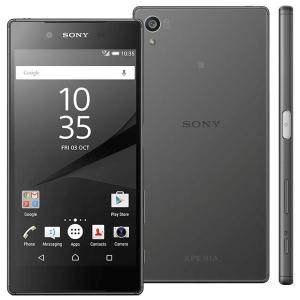 "[EXTRA] Smartphone Sony Xperia Z5 Preto com 32GB, Tela 5.2"", Câmera 23MP."