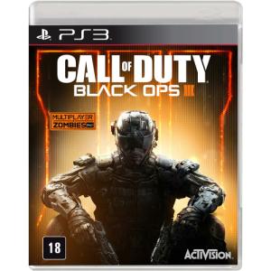 [SUBMARINO] Call Of Duty: Black Ops 3 Multiplayer Online e Modo Zumbi - PS3
