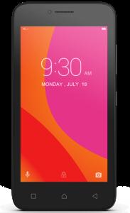 "[SÓRAIVA] Smartphone Lenovo Vibe B Dual Chip Preto 4G Tela 4.5"" Android 6.0 - R$ 351,12"