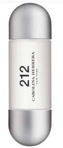 Perfume Carolina Herrera 212 Feminino 30 ml - R$ 101