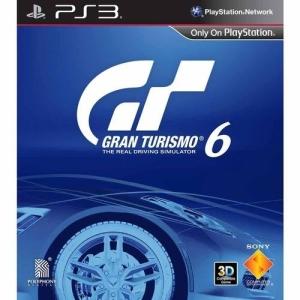 Jogo Ps3 Gran Turismo 6 R$29,00