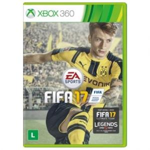 Jogo FIFA 17 para Xbox 360 (X360) - EA Sports R$156