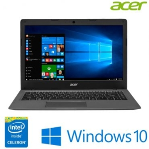 Notebook Acer Cloudbook Intel Celeron-N3050 Dual Core - R$1080