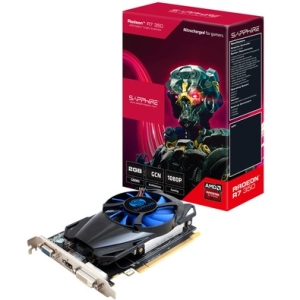 Placa de Vídeo VGA Sapphire Radeon R7 350 2GB GDDR5 11251-10-20G