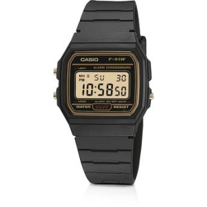 Relógio Masculino Digital Vintage F-91WG-9QDF Casio
