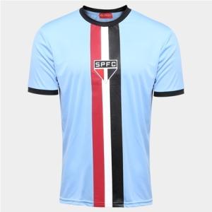 Camisa São Paulo Celeste - Edição Limitada por R$ 40