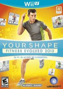 """Jogo """"Your Shape 2013"""" - Wii U por R$18"""