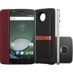 Smartphone Moto Z Play Sound Edition Dual Chip Android 6.0 32 GB - Preto  por R$ 2024