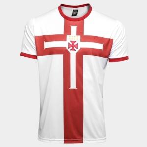 Camisa Vasco Templária Edição Limitada
