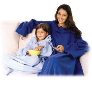 Cobertor de TV com mangas Solteiro Tamanho único - R$20