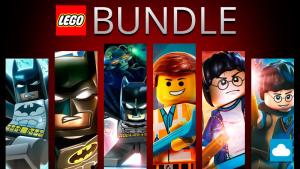 [Nuuvem] Bundle LEGO: 6 jogos por R$29,99