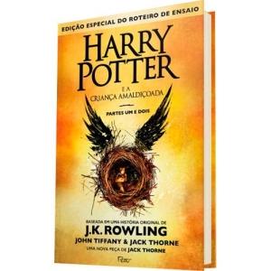 Harry Potter e a Criança Amaldiçoada (Livro 8) R$40 + Frete grátis