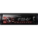 Som Automotivo Pionner MVH-288BT - Bluetooth, USB, Aux. - R$250