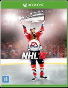Jogo NHL 16 - Xbox One - R$45