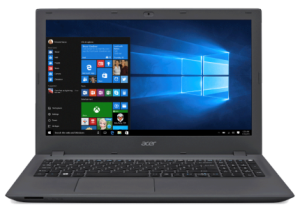 "Notebook Acer E5-574G-75Me Processador Intel® Core™ i7 6500U 8Gb 1Tb 15.6"" 4Gb GeForce 940M®"