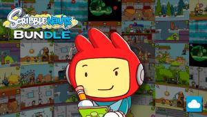 Bundle Scribblenauts para PC por R$4
