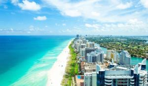 Ida e volta para Miami - saindo de 4 cidades - a partir de R$912