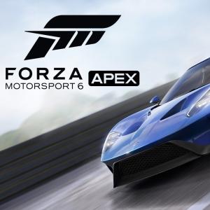 FORZA MOTORSPORT 6 - APEX (GRÁTIS p/ PC)