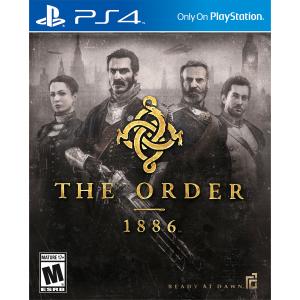 The Order: 1886 para PS4 por R$54
