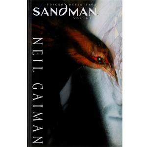 Livro - Sandman - Volume 01 - Casas Bahia - R$ 88,26
