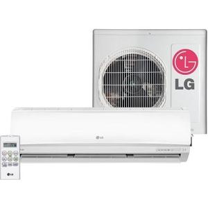 Ar condicionado Split LG Hi Wall Smile 12.000 BTUs Quente/Frio 220V por R$ 999