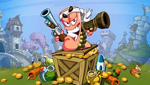 [Steam] Franquia Worms com até 80% de desconto - a partir de R$ 3,19