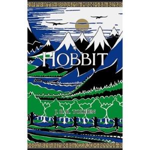 Livro O Hobbit de Tolkien