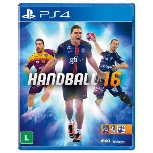 Jogo Handball 16 para Playstation 4 (PS4) - Big Bem por R$ 25