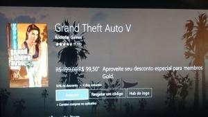 Grand Theft Auto V  (GTA V) - Xbox Live