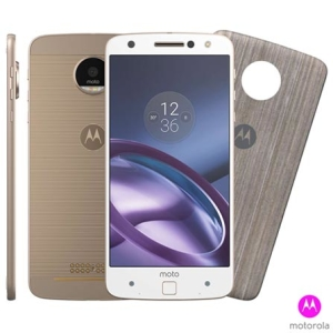 Moto Z Style Edition Branco Motorola com Tela de 5,5, 4G por R$ 2223