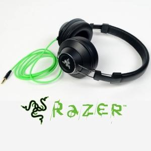 Fone para Jogos Razer Adaro Stero PC - Preto