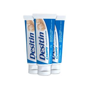 Kit Creme Preventivo de Assaduras Desitin Creamy 57g - R$40