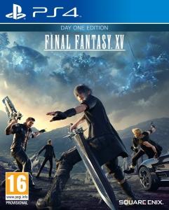 Final Fantasy XV (PS4) PRE-VENDA