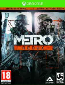 Metro Redux Bundle 11,80 para XboxOne com GOLD ou sem por R$12