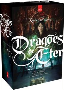 Box Trilogia Dragões de Éter - 3 Volumes R$29,90