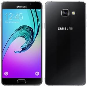 "Smartphone Samsung Galaxy A7 2016, Dual Chip, Preto, Tela 5.5"", 4G+WiFi+NFC, Android 5.1, 13MP, 16GB   R$1416"