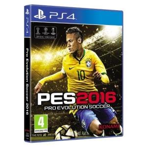 Pro Evolution Soccer 2016 - PS4 R$ 36,54