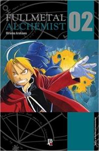 Fullmetal Alchemist - Volume 2 - R$8