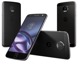 "Smartphone Motorola Moto Z Style Edition Dual Chip Grafite 5.5"" Android™6.0.1 Câm 13Mp, 64Gb(Cód. 9385954)"