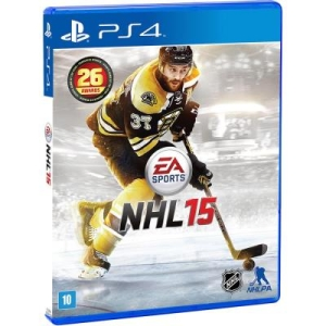 NHL 15 - PS4 R$ 30,00