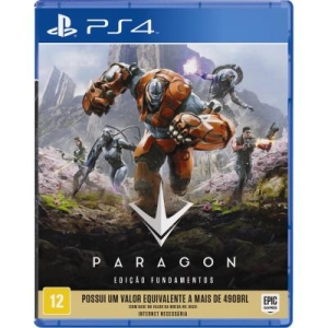 Paragon PS4 - R$ 80,00