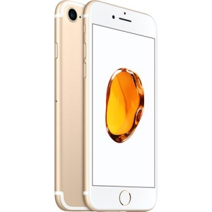 "Iphone 7 32GB Dourado Tela 4.7"" iOS 10 4G Câmera 12MP - aApple"