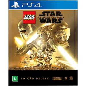 Lego Star Wars: O Despertar Edição Deluxe - PS4 / Xbox One R$ 81,00