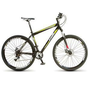 Bicicleta Colli Force One MTB Aro 29 Freios a Disco, 21 Marchas Shimano, Aro Aero