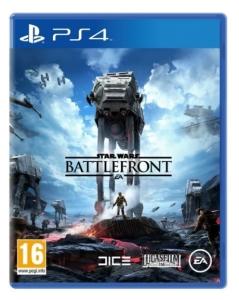 Jogo Star Wars: Battlefront - PS4 por R$ 50