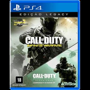 COD - Infinite Warfare Legacy Edition - PS4