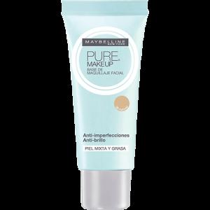 Base Líquida Maybelline Pure Make Up por R$14